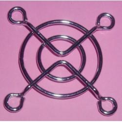 Grille métal pour ventilateur