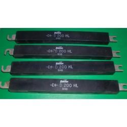 4 x diodes de puissance...