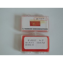 Diode varactor DH770