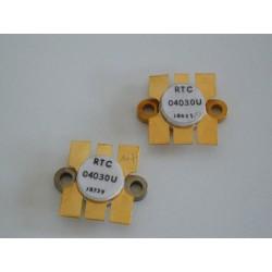 Transistor 04030U 30w / 430Mhz