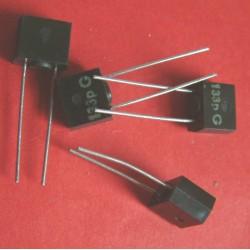 2 x capacités 133 pf / 100 V