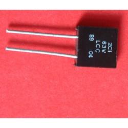 capacité 150 nf / 63 V LCC