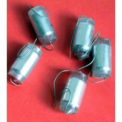 3 x capacités 10 nf styroflex