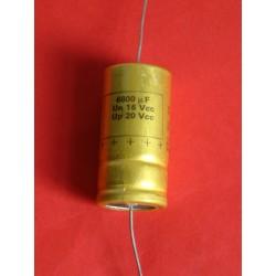 Condensateur 6800 uf / 16 V