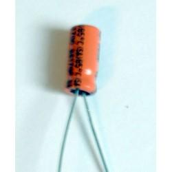 Condensateur 22 uf / 63 V
