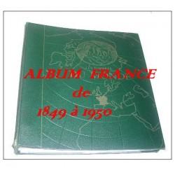 Album France de 1849 à 1950