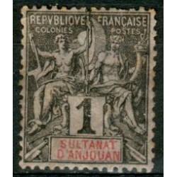 N 1 Anjouan