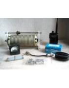 Matériel radio et électronique en vente...